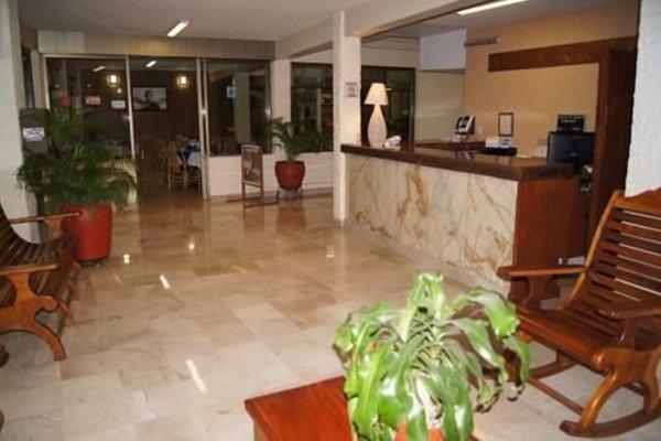 Hotel Veracruz - фото 8