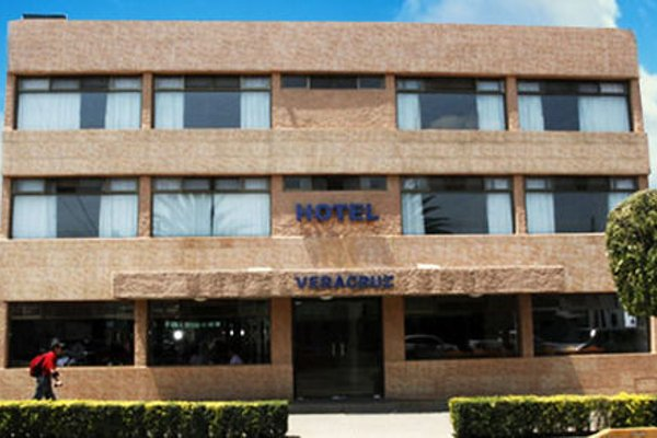 Hotel Veracruz - фото 9
