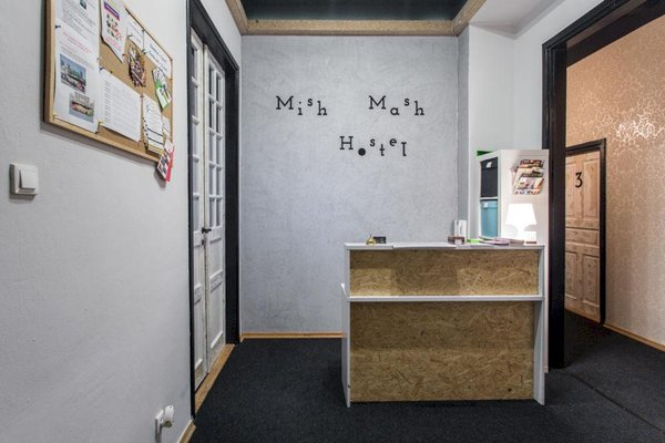 Mish Mash Hostel - фото 21