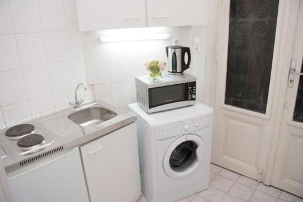 Raisa Apartments Lerchenfelder Gurtel 30 - фото 13