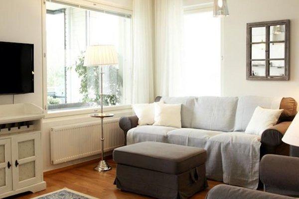 Chez Klaara Apartment - фото 25