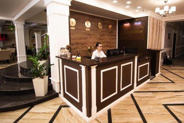Гостиница Белая Акация - фото 16