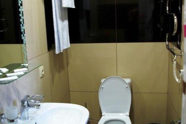 Гостиница Белая Акация - фото 9