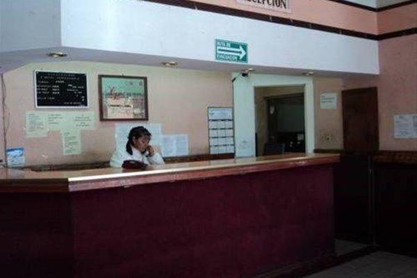 Hotel Centenario - 18