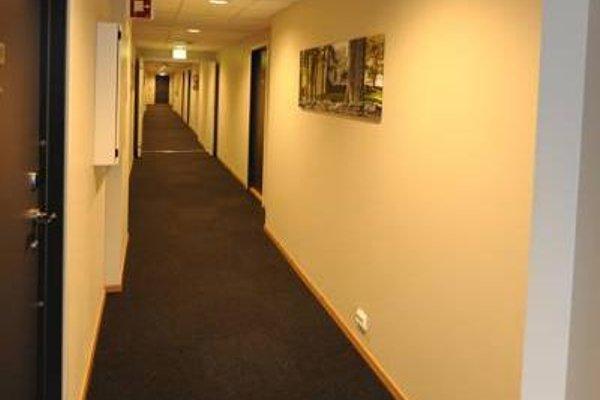 Tananger Apartment Hotel - фото 14