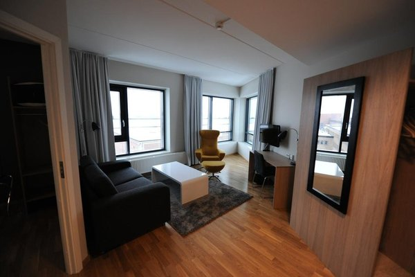 Tananger Apartment Hotel - фото 6