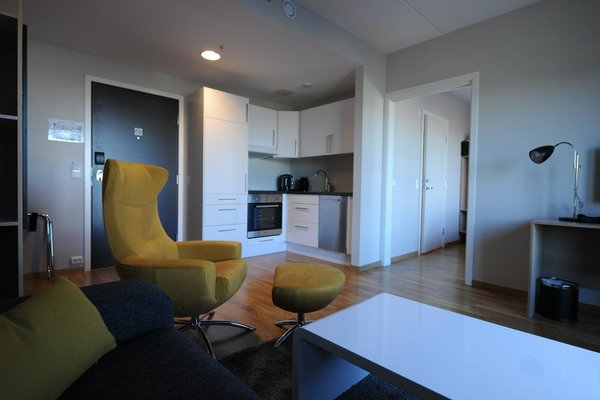 Tananger Apartment Hotel - фото 7
