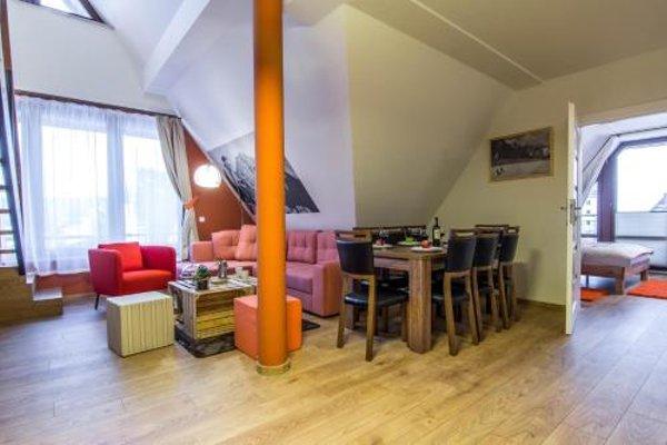 Apartamenty Oaza 1 Zakopane - фото 16