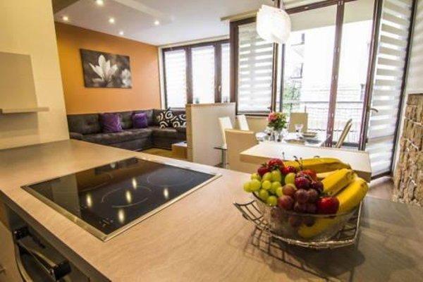 Apartamenty Oaza 1 Zakopane - фото 17