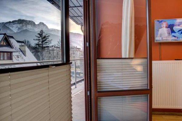 Apartamenty Oaza 1 Zakopane - фото 21
