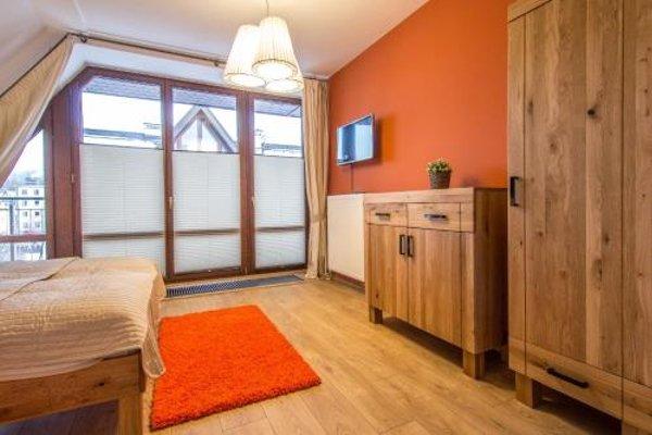 Apartamenty Oaza 1 Zakopane - фото 3