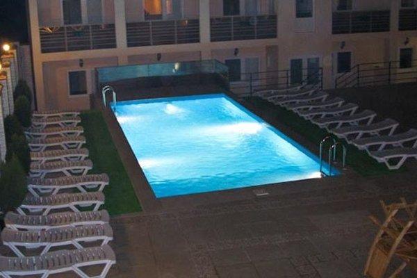 Отель Калифорния - фото 16