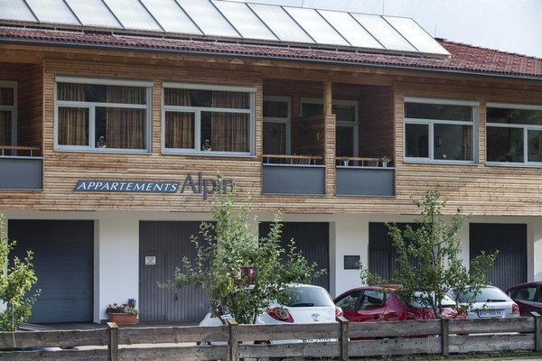 Aparthotel Schindlhaus/Alpin - фото 17