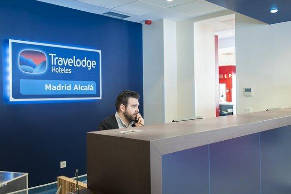 Travelodge Madrid Alcala - фото 16