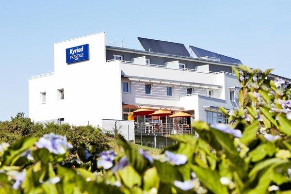 Kyriad Prestige Vannes Centre-Palais des Arts - фото 50