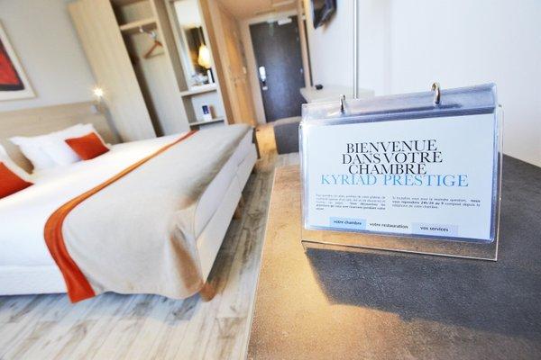 Kyriad Prestige Vannes Centre-Palais des Arts - фото 3