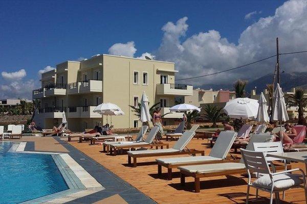 Theodosis Apartments - фото 31