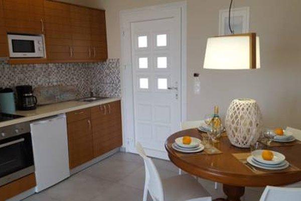 Theodosis Apartments - фото 11