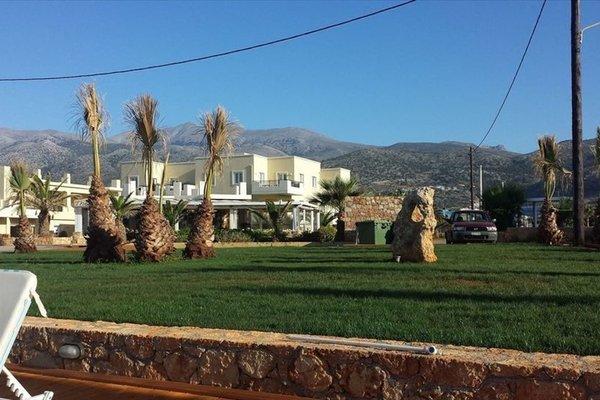 Theodosis Apartments - фото 21