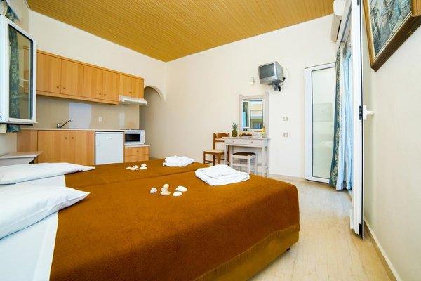 Theodosis Apartments - фото 5