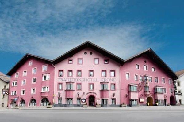 Hotel Krone - фото 21