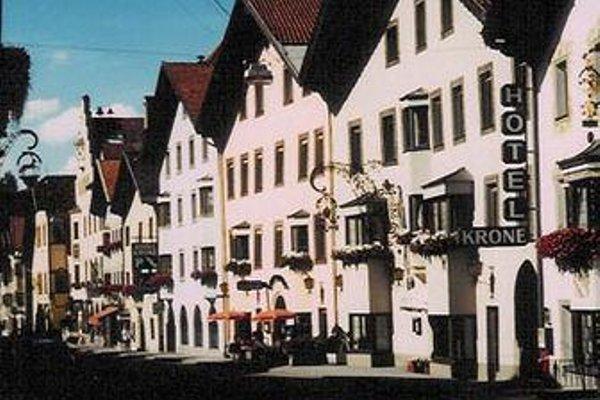 Hotel Krone - фото 22