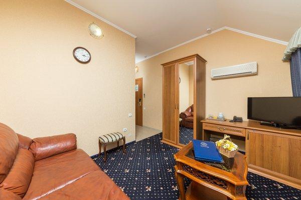 Отель «Богема» - фото 10