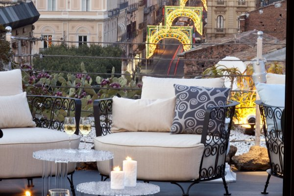UNA Hotel Palace - фото 19