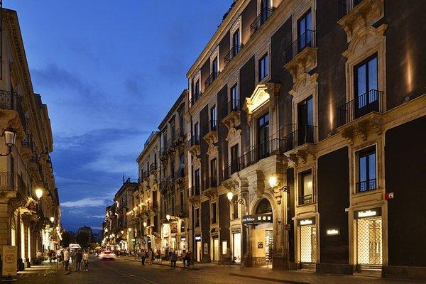 UNA Hotel Palace - фото 20