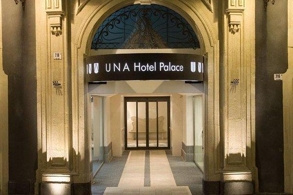 UNA Hotel Palace - фото 4