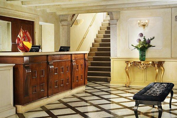 UNA Hotel Venezia - фото 12