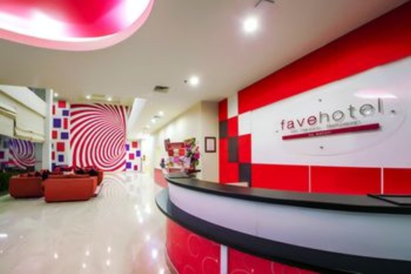 favehotel MT. Haryono - Balikpapan - фото 14