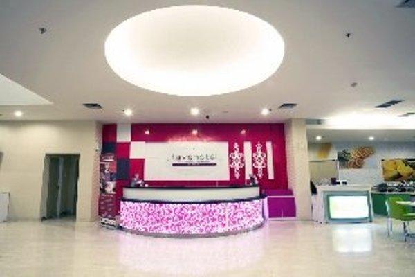 favehotel MT. Haryono - Balikpapan - фото 16