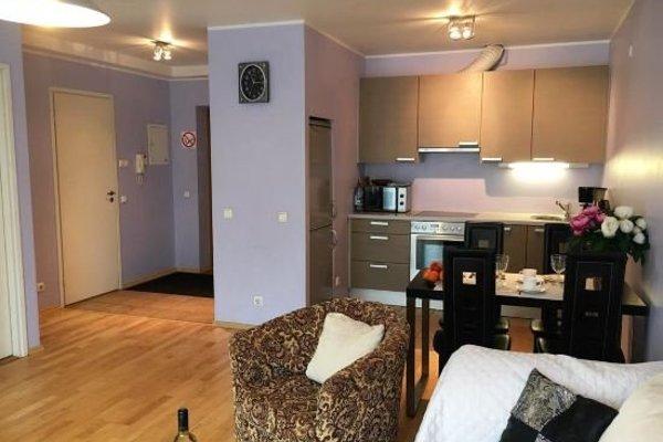 Romeo Family Kaarli Apartment - фото 10