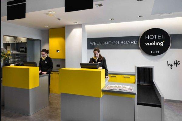 Отель Vueling BCN by HC - фото 10