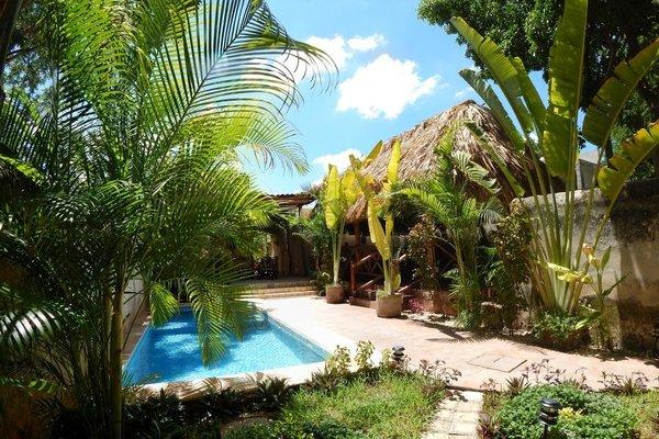 Casa Del Maya Bed & Breakfast - фото 50