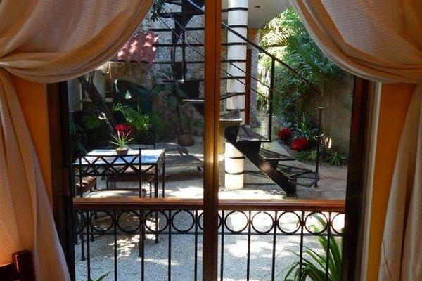 Casa Del Maya Bed & Breakfast - фото 10