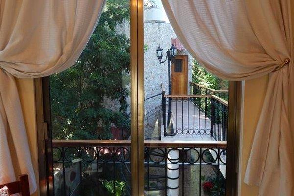 Casa Del Maya Bed & Breakfast - фото 15