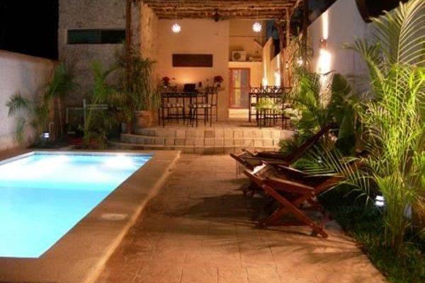 Casa Del Maya Bed & Breakfast - фото 16
