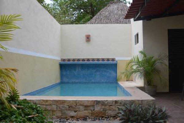 Casa Del Maya Bed & Breakfast - фото 19