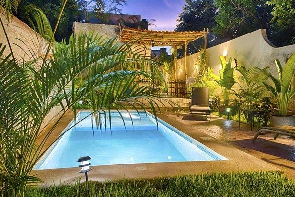 Casa Del Maya Bed & Breakfast - фото 22