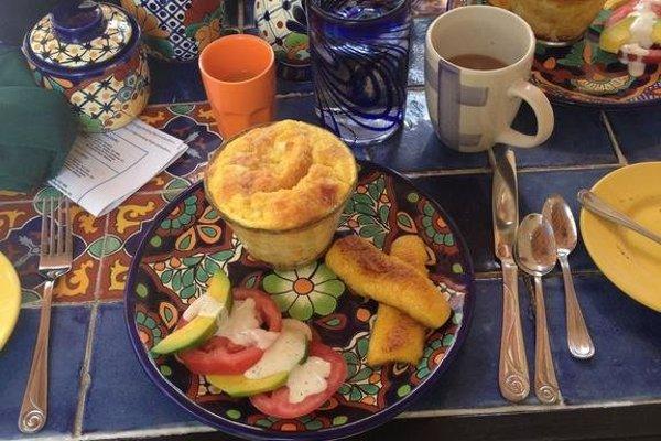 Casa Del Maya Bed & Breakfast - фото 8