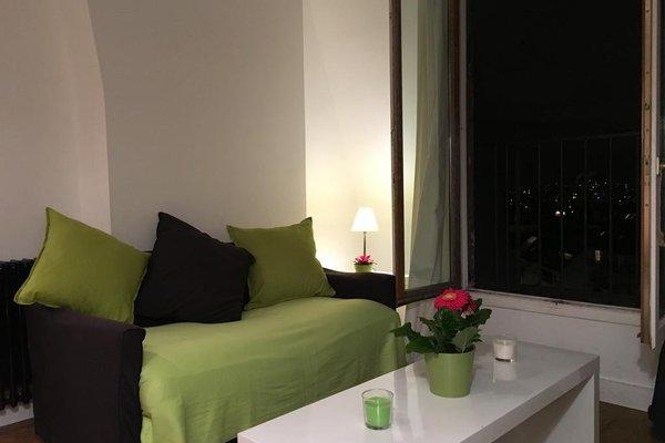 Pere Lachaise Apartment - 22
