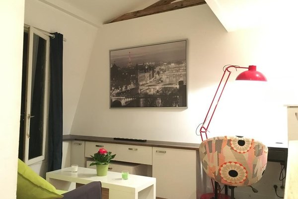 Pere Lachaise Apartment - фото 23