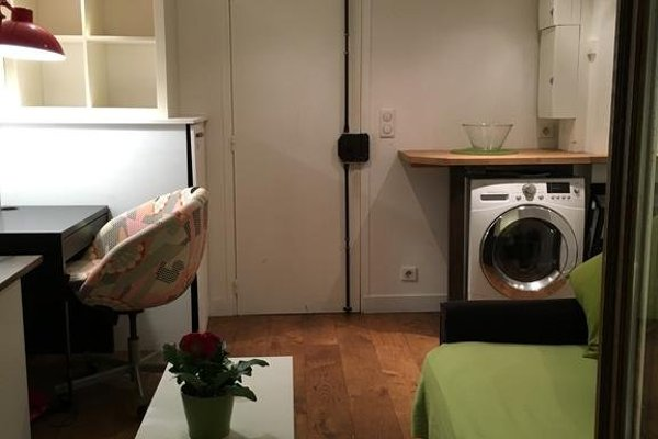 Pere Lachaise Apartment - фото 25