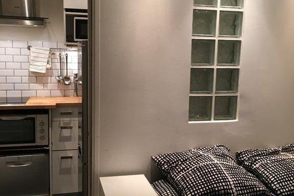 Pere Lachaise Apartment - 28