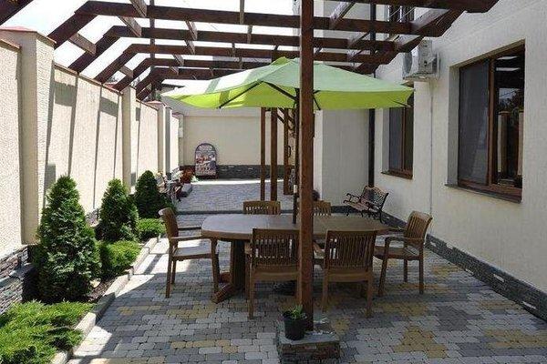Мини-отель на Коллективной 43 - фото 28