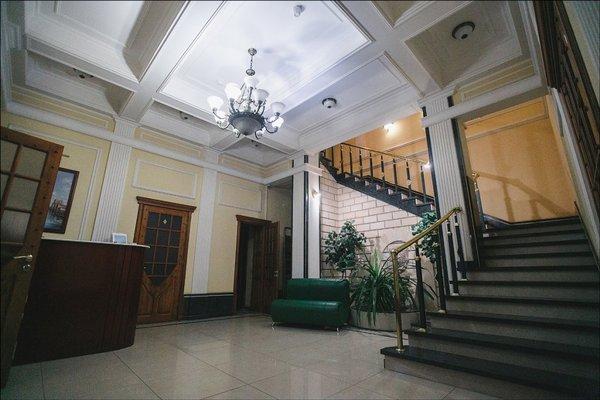 Гостиница Омега - фото 14