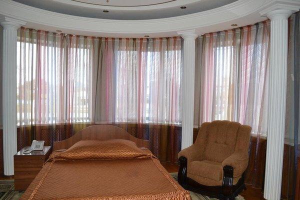 Гостиница Омега - фото 19