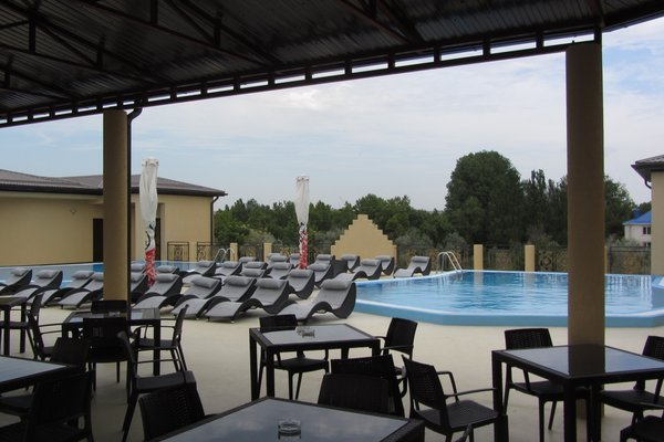 Пляжный отель Белый Песок - фото 18